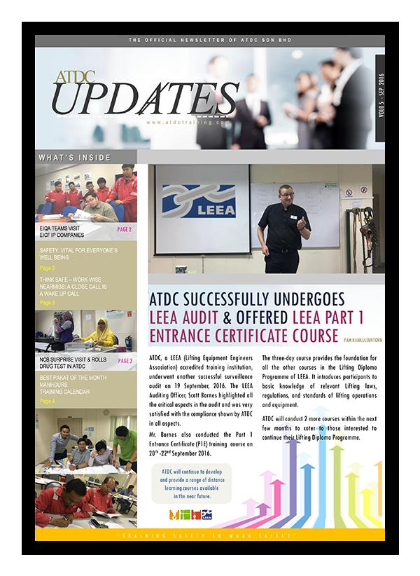 ATDC Updates September 2016