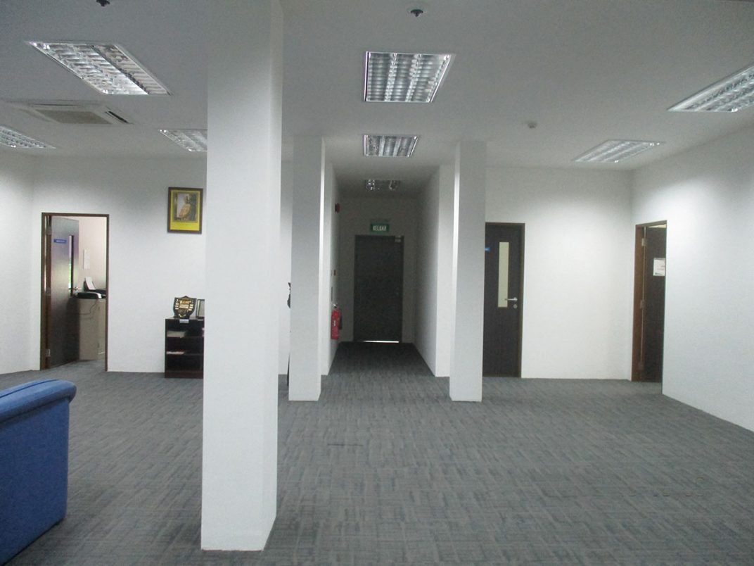First Floor Admin Offices