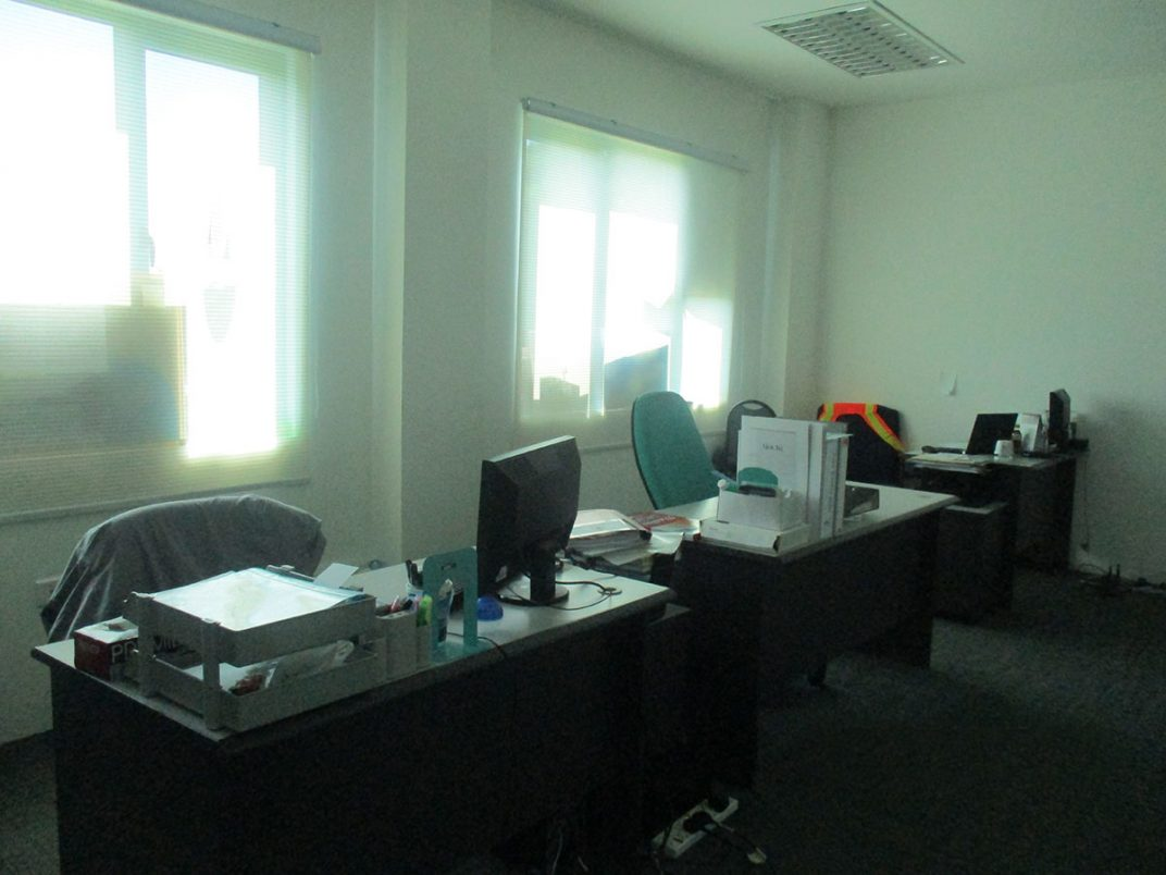 Instructor's Room