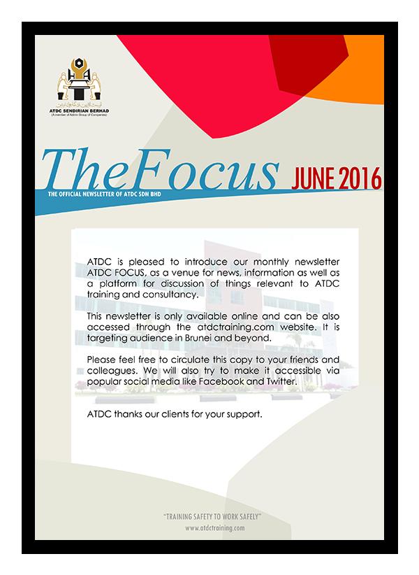 The Focus - June 2016