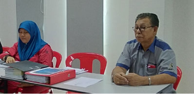 IBTE Education Officers Audit ATDC Readiness to Conduct ISQ Marker Fitter